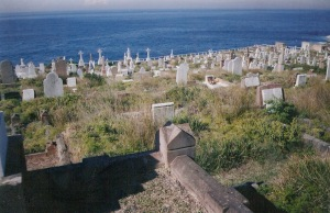 MELINDA\'S GRAVE AT WAVERLEY