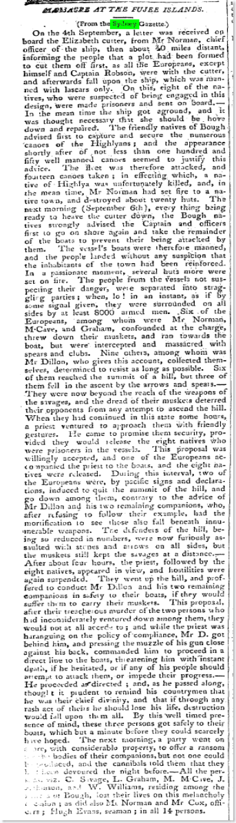 Caledonian Mercury (Edinburgh, Scotland), Monday, August 29, 1814; Issue 14465