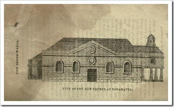 CHURCH PARRA 1802
